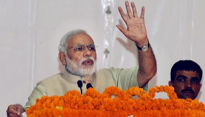 PM Modi adopts 'neglected' village in Varanasi, assures development of region