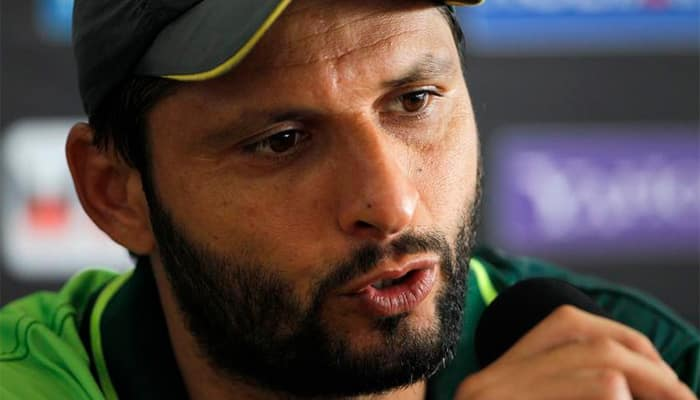 Misbah is the best man to lead Pakistan in World Cup: Afridi