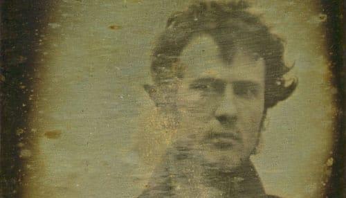 World's first selfie was taken in 1839