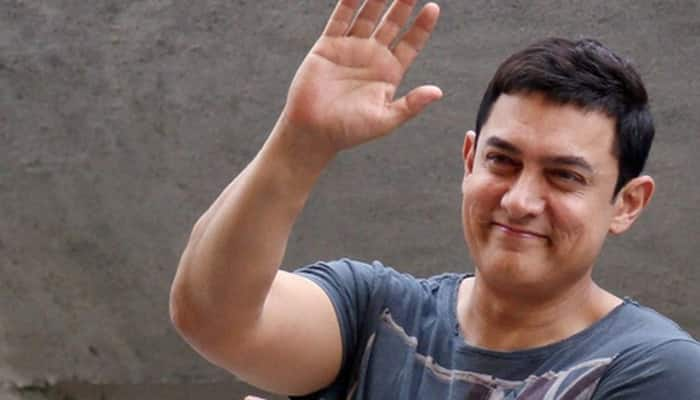 Love to hear rumours about 'PK': Aamir Khan