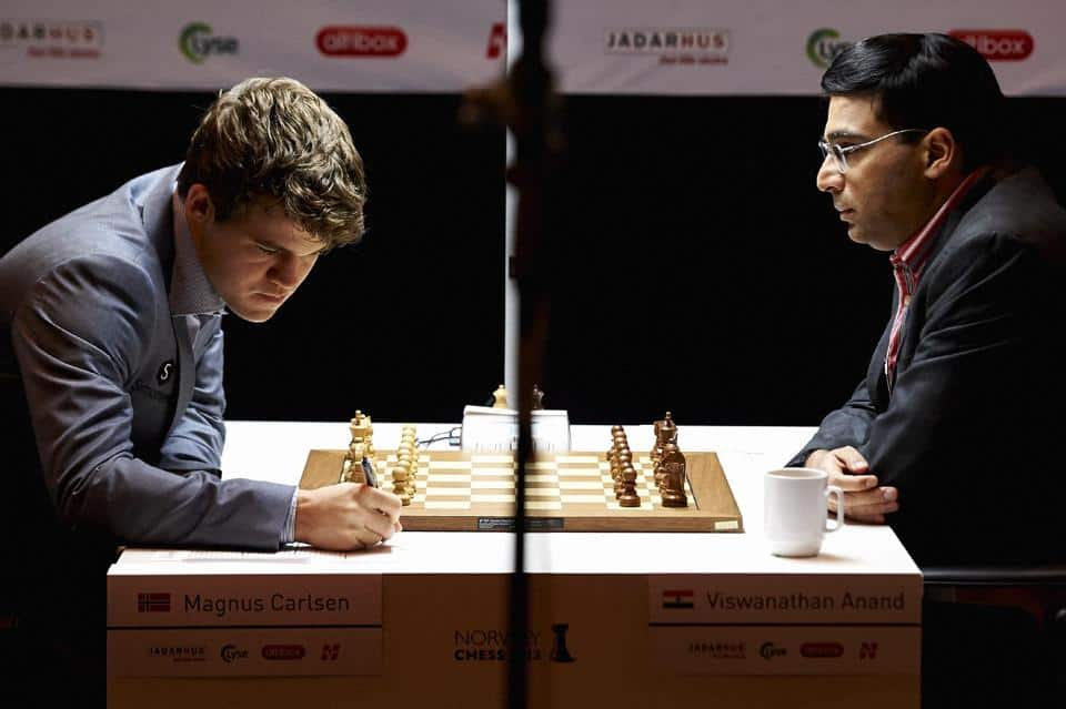 World Chess Championship: Anand, Carlsen play out draw in Game 1