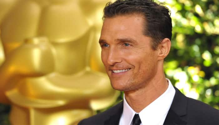 McConaughey won't raise his kids in Hollywood