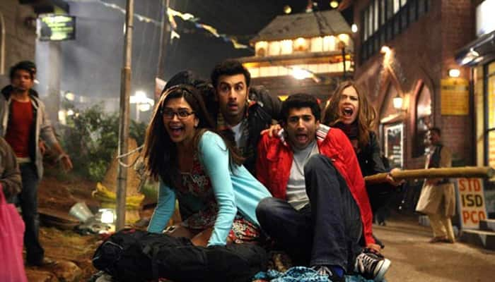 `YJHD` turned out to be one of the most highest grossing movies of 2013. The movie was hyped mainly because it saw ex-flame Deepika and Ranbir pair after their much publicised break up. Playing Bunny, who moves from place to place because of his passion as a committed photographer, the versatile Ranbir once again wins all hearts oozing oodles of charm.  He was also nominated for Filmfare Award for Best Actor.    Compiled by : Anindita Dev