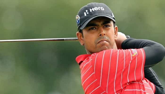 Anirban Lahiri rounds finishes tied 28th at WGC-HSBC Championship