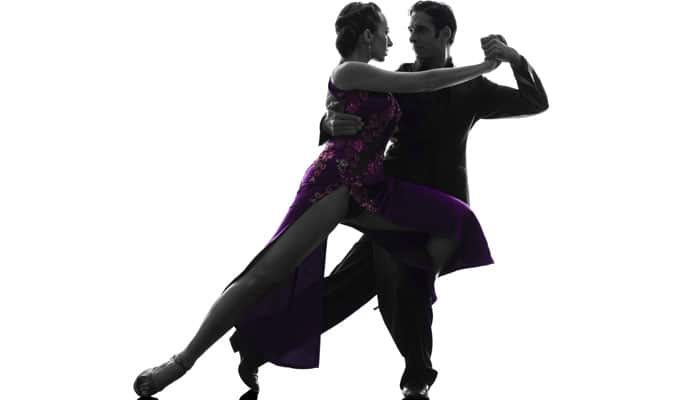International Dance Fiesta in City of Joy