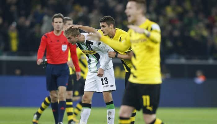 Own-goal from halfway ends Borussia Dortmund losing streak