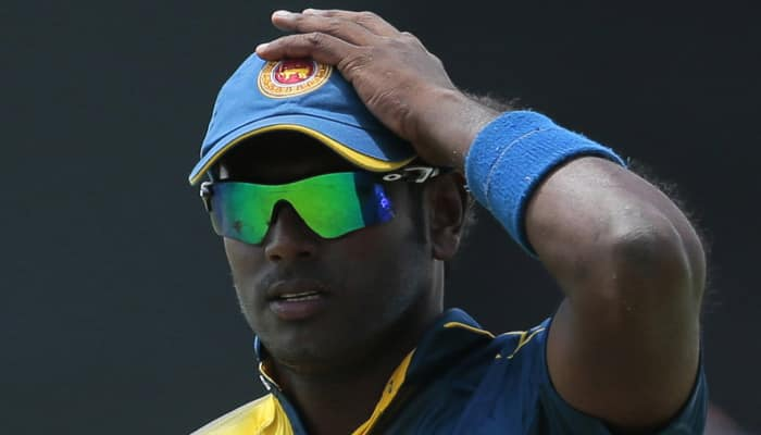 India vs Sri Lanka: We could not play our brand of cricket: Angelo Mathews