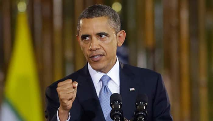 From defense to offense: Barack Obama signals 'new phase' in fight against IS