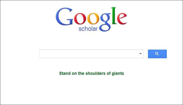 Google Scholar turns 10 this month