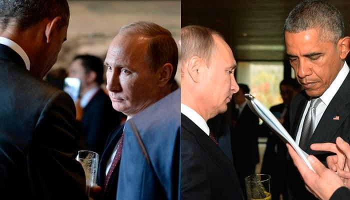 Obama, Putin met thrice during APEC summit amid tensions: White House