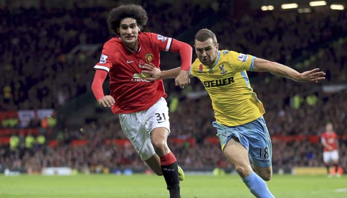 I was Man United scapegoat, says Marouane Fellaini