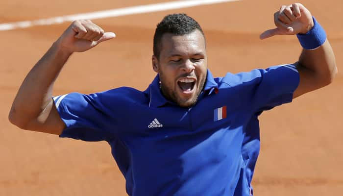 `Fear and excitement` for French Davis Cup hopefuls