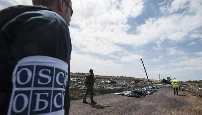 OSCE observers fear rising violence in eastern Ukraine