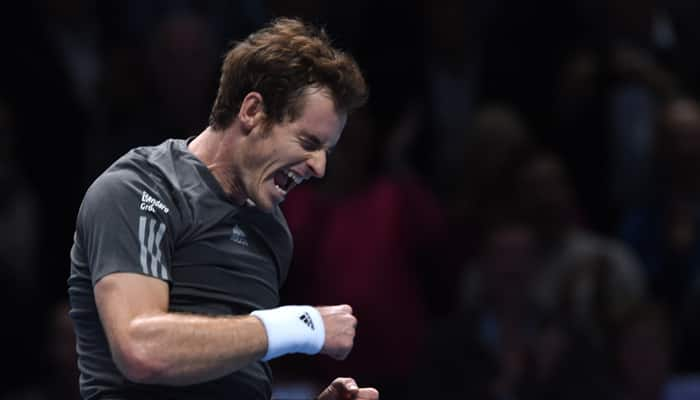 Andy Murray happy to still be in contention for ATP World Tour Finals