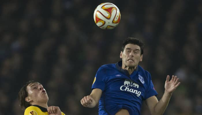 Everton hope Barry layoff will be weeks not months