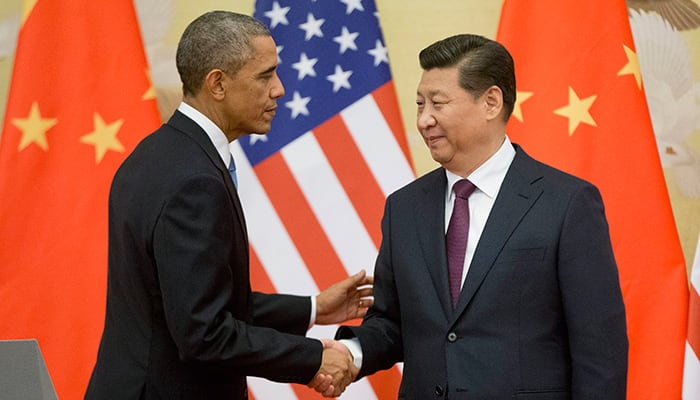 US, China announce `historic` climate accord