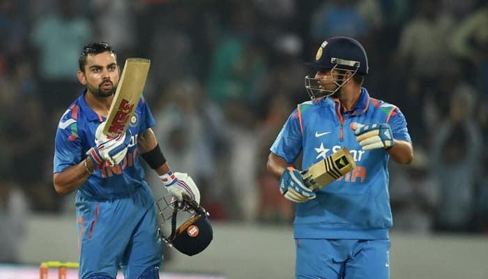 Will continue with same intensity: Virat Kohli