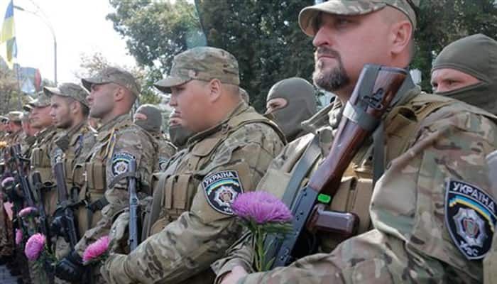 Ukraine says preparing for combat in face of Russian build-up