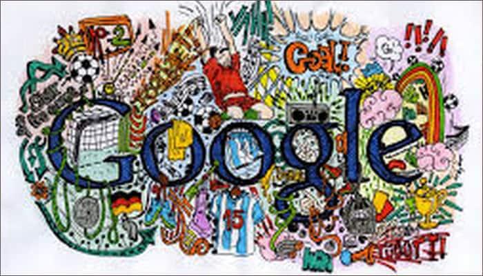Pune girl wins 'Doodle4Google' contest