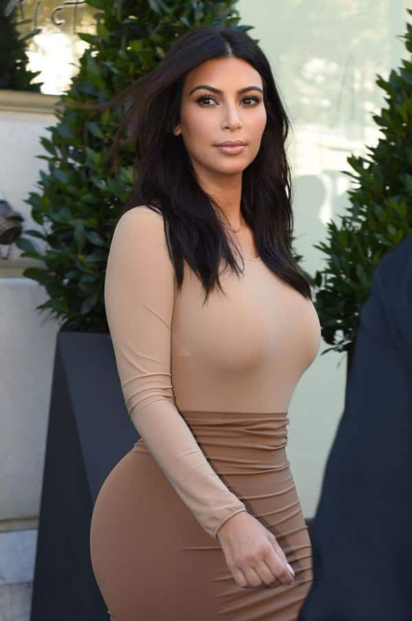 Kim Kardashian -:Love our Tan Extender with Bronzers…it helps keep my color on the days I don't tan! #KardashianSunKissed  -twitter