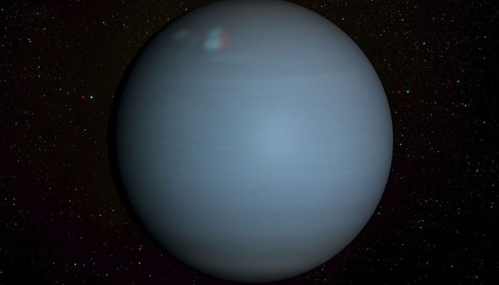 Extreme storms flare up on Uranus for first time ever