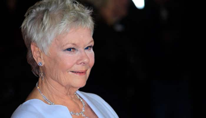 Don't want people saying I'm too old to act: Judi Dench