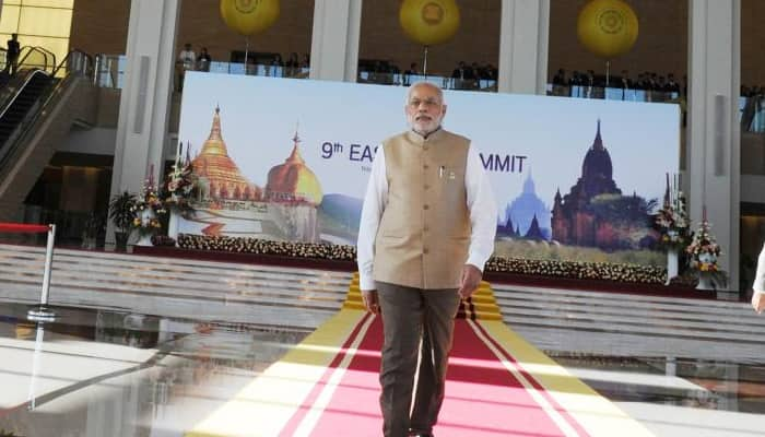 PM Narendra Modi at East Asia Summit: As it happened on Thursday