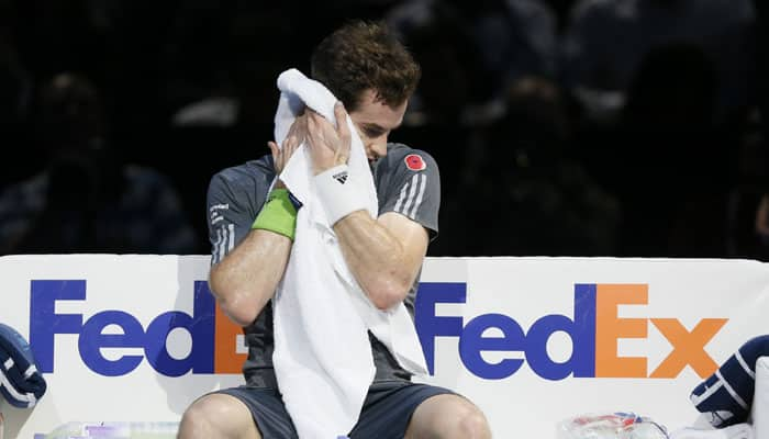 ATP World Tour Finals: Shell-shocked Andy Murray hammered by Roger Federer in London