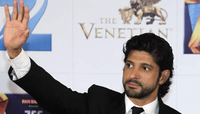 Farhan Akhtar appointed as first-ever male UN Women Goodwill Ambassador