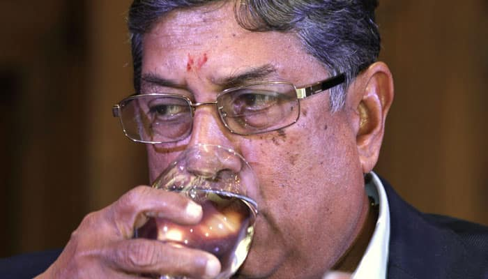 CAB keeps N Srinivasan waiting, to support only after Arun Jaitley nod