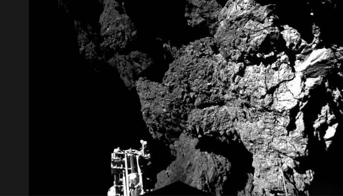 Rosetta mission: Philae begins drilling into comet's surface amid battery issue
