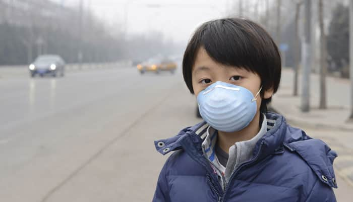 Smog-stricken China woos meteorological talents