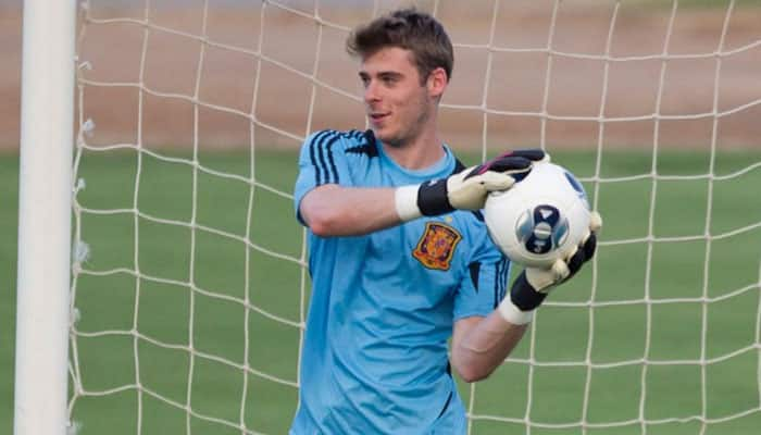 Injured keeper David de Gea to miss Spain Euro 2016 qualifier