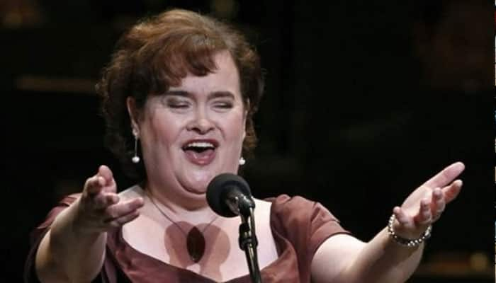 Susan Boyle wants to play a fairy