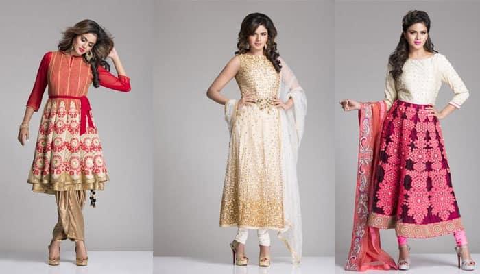 New collection of Designer Duo Monica Rajeev Malik