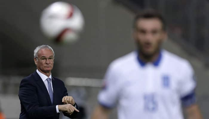 Claudio Ranieri looks finished in Greece