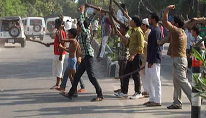 Congress, Trinamool workers clash in Baharampur, three injured