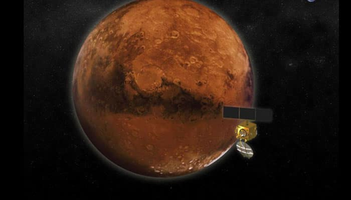 A book that reveals India's journey to `Mars and Beyond`