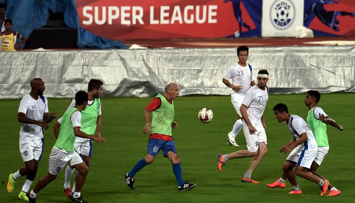 ISL: We have to stop our losing streak: Mumbai asst coach Steve Darby