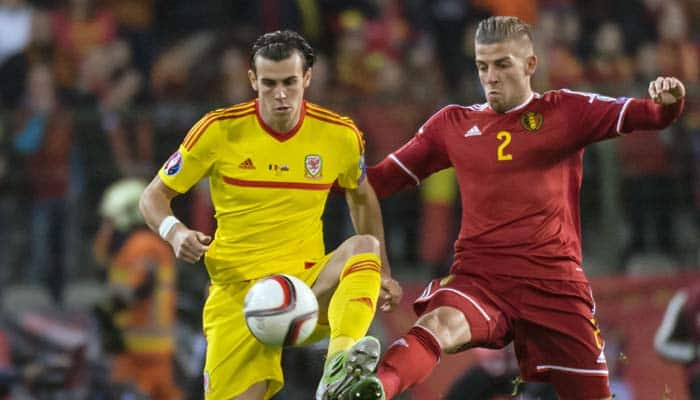 Wales secure battling point in Belgium