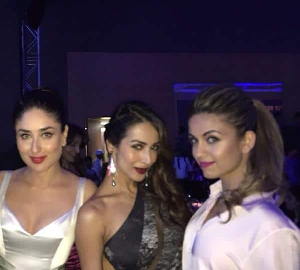 Kareena Kapoor  attends Vogue Awards. -twitter