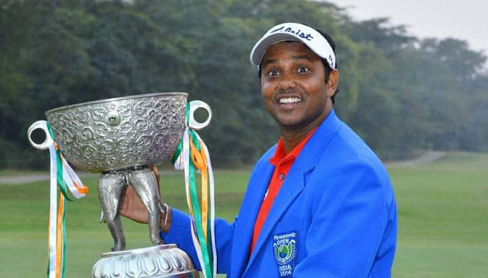 Indian golfers on a roll in Asian Tour Order of Merit