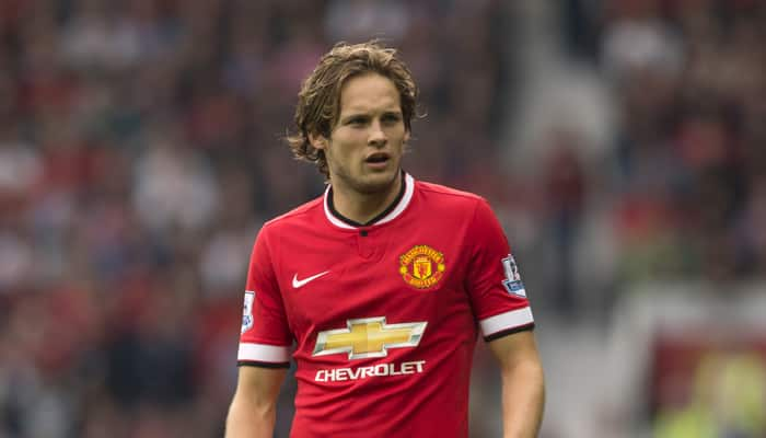 Daley Blind blow worsens situation at injury-ridden Manchester United