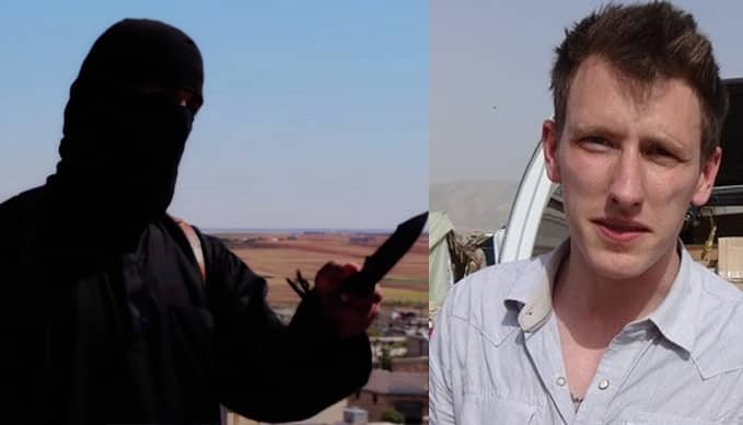 Kassig beheading video: ISIS executioner a '22-yr-old Frenchman'?