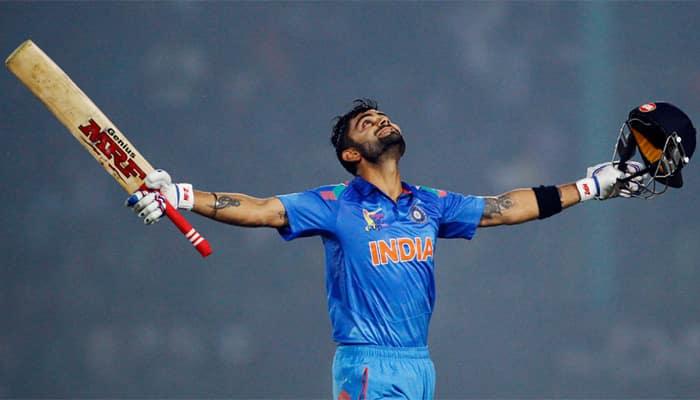 Virat Kohli jumps to 2nd spot in ODI rankings after ton against Sri Lanka