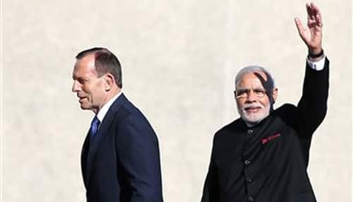 India, Australia vow closer security and trade ties