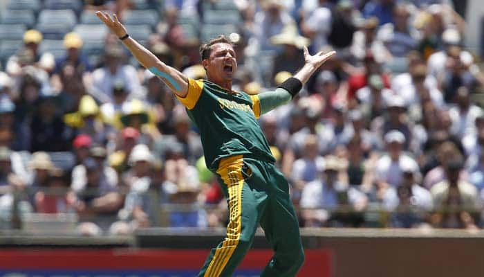 South Africa's Dale Steyn plays down 'silly' feud with Michael Clarke
