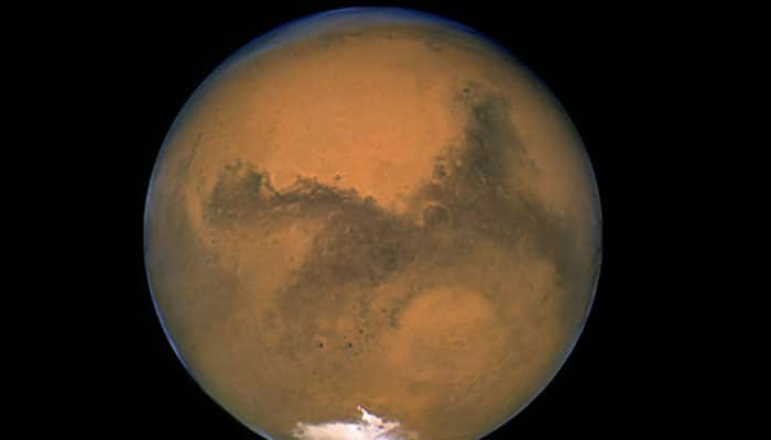 China researchers plan Mars mission 'around 2020': State media
