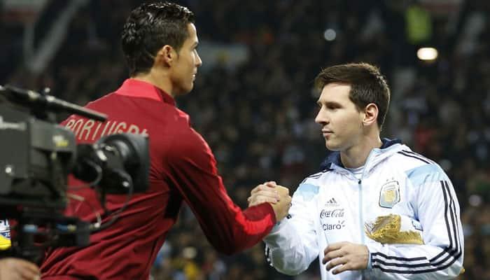 Ronaldo`s showdown with Messi proves damp squib