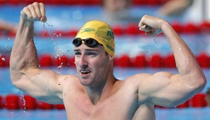 World swimming champ James Magnussen at odds over training regime